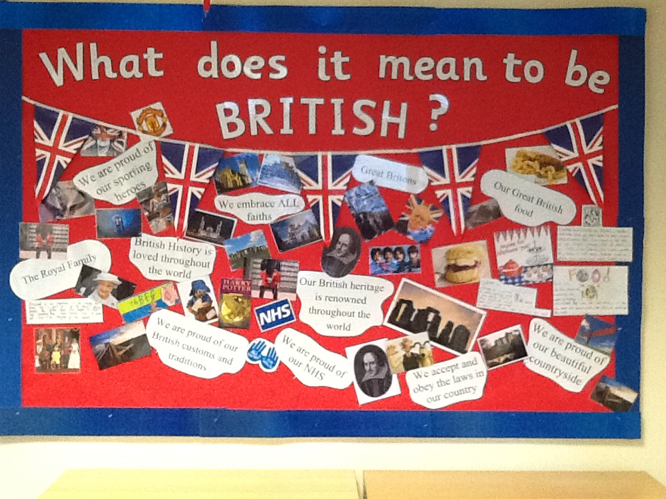 BRIT VALUES